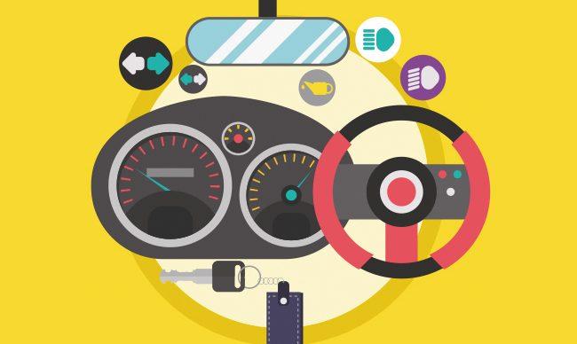 Создание каталога для аренды авто